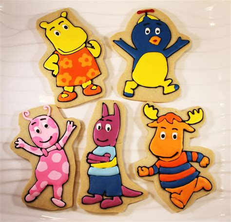 Backyardigans Characters Names Desserts By February 2012