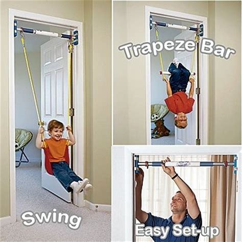 baby swing that hangs from door frame 1000 images about doorway frame pull up bar on pinterest