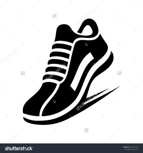 running shoe print vector boot print clipart no background clipground