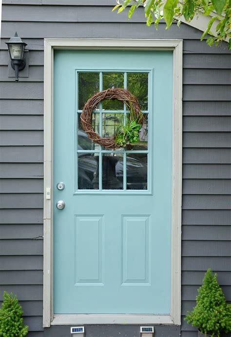How To Paint An Exterior Door How To Paint A Front Door