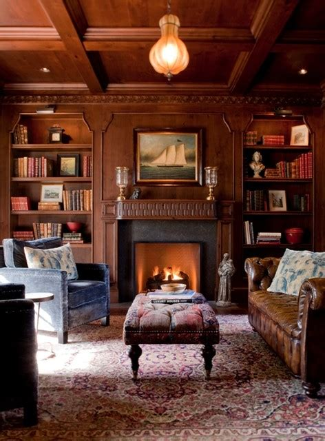 gentleman s home office country home office ideas library