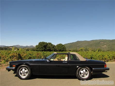 1987 jaguar xjs c cabriolet for sale