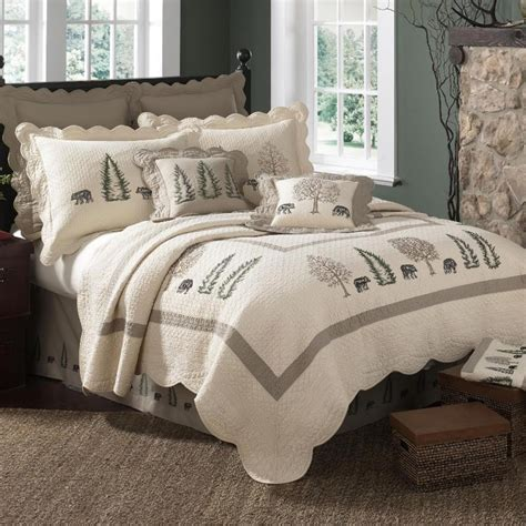 Free Gift Card With Purchase - black bear king quilt set cabin place