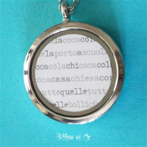 collana vasco collana quot bollicine quot di vasco con charms a tema