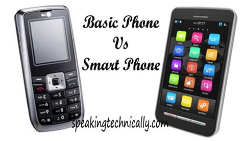 Kitchen Gadgets Must Have What Is The Difference Between Smartphone Amp Basic Phone