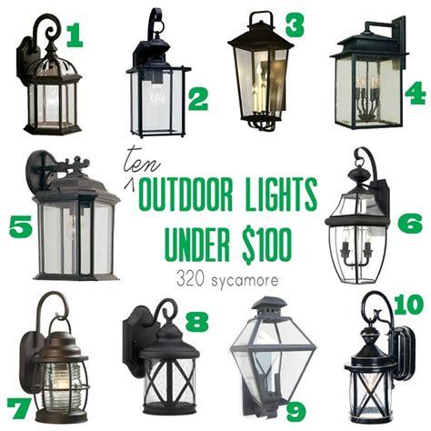 outside garage light fixtures 10 best soffit lights images on pinterest outdoor