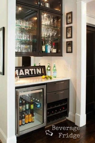 Modern Mini Bar Design For Home   Dream House Ideas