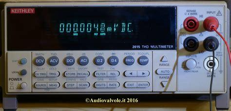 multimetro da banco strumento multimetro digitale o tester