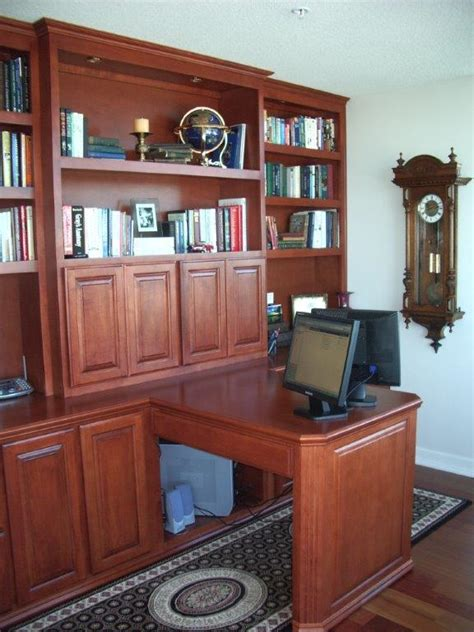 31 Brilliant Built In Home Office Desks Yvotube Com Home Office Built In Furniture