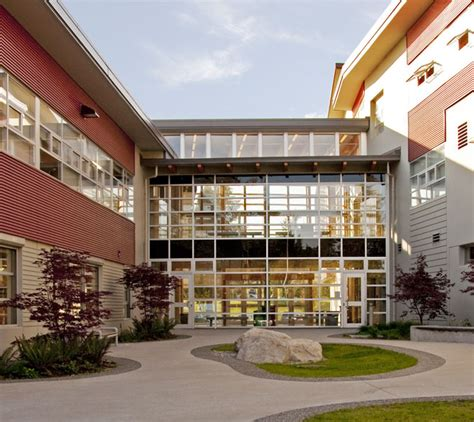 Pacific Northwest Design sutherland secondary school pre k to 12 education 171 kmbr