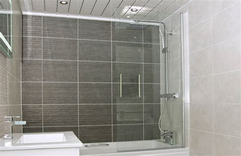 bathroom wall shower panels shower wall panels tile effect lit up your bathroom with
