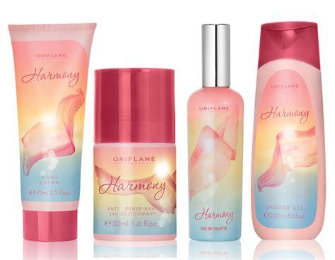 harmony oriflame perfume a fragrance for 2014