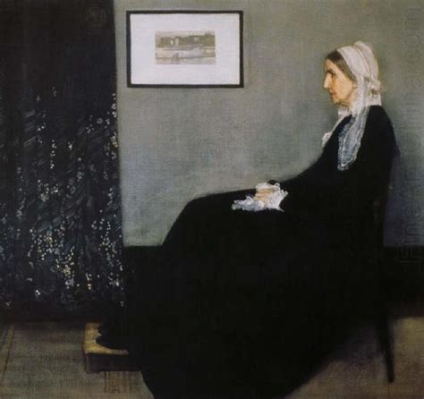Artist Whistler Biography | maher art gallery james whistler whistler james