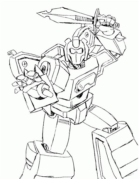 Minecraft Transformers Coloring Pages | transformer pictures free coloring home