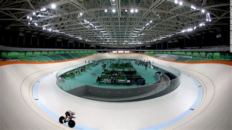 rio olympic venues now rio 2016 how will the olympic park look cnn