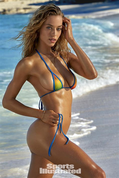 Hannah Ferguson X Sports Illustrated Swimsuit Issue Shockblast
