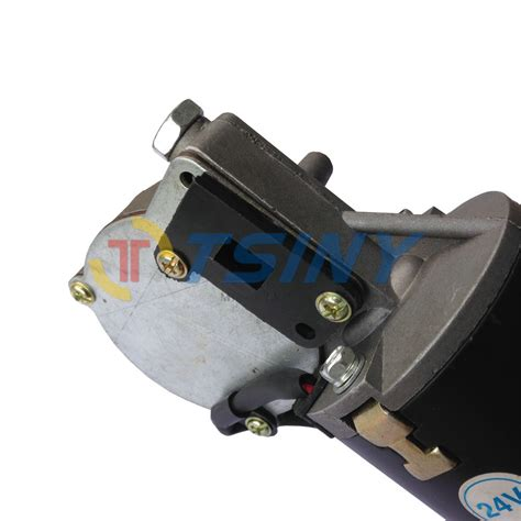 Annulus Timing Belt 20cm Set Of 2 12 24vdc baixa velocidade alto torque do motor da porta