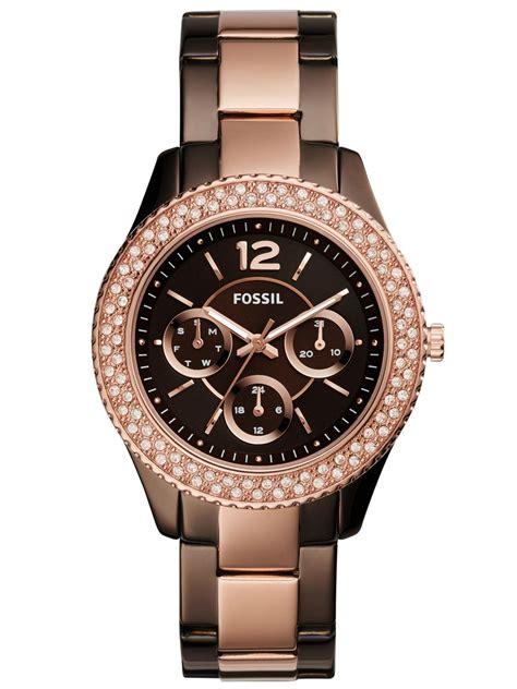 Damen Uhren by Damenuhren Fossil Stella Bappa Info
