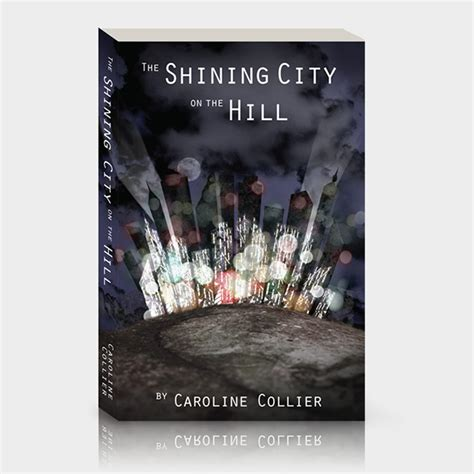 shining city a novel books shining city on the hill on behance