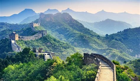 where is the best place to see the northern lights 5 best places to see the great wall of china from