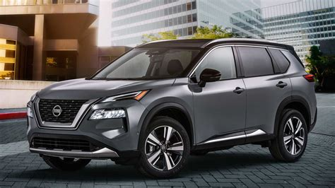 nissan rogue redesign emphasizes tech versatility