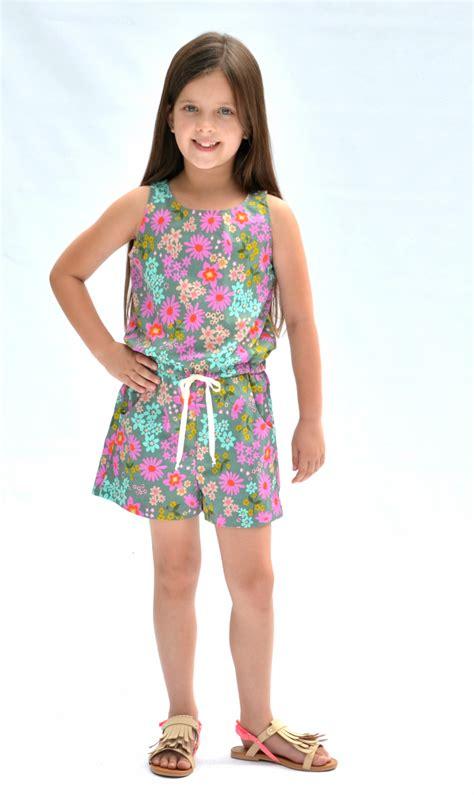 The Handmade Dress - the linville romper and dress hey june handmade