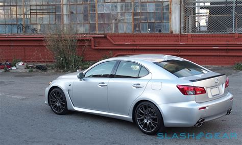 2014 Lexus Is F Review Slashgear