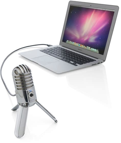 Garageband Only Recording One Side Samson Meteor Mic Usb Studio Condenser Microphone