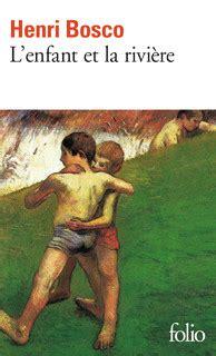libro lenfant et la rivire l enfant et la rivi 232 re folio folio gallimard site gallimard
