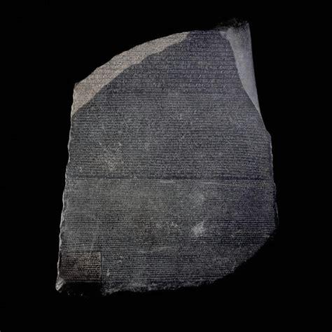 rosetta stone inscription la alegria egipcia y la lista de reyes y escrituras p 225 gina
