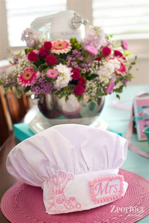 quot cooking theme bridal shower quot bridal wedding shower ideas chef hats helpful hints and