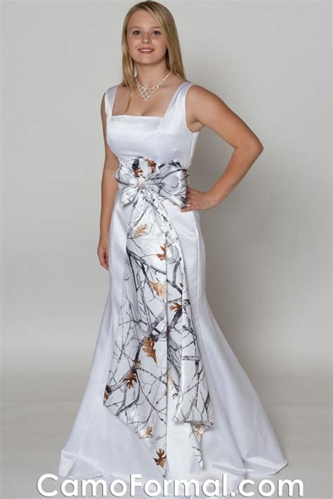 Dress Wanita Mossy Dress 52 white camo and orange wedding dresses www pixshark images galleries with a bite
