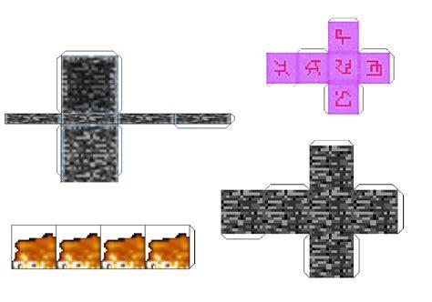 Minecraft Papercraft Ender - papercraft ender