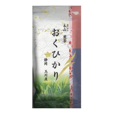 Hikari 100g sencha oku hikari aromatischer shizuoka sencha aus den