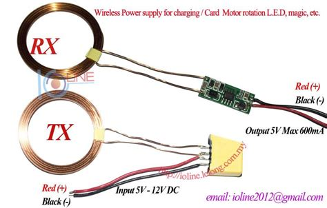 diy wireless induction gallery diy induction coil