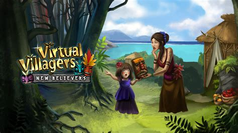 Virtual Villagers 5: New Believers Walkthrough & Cheats