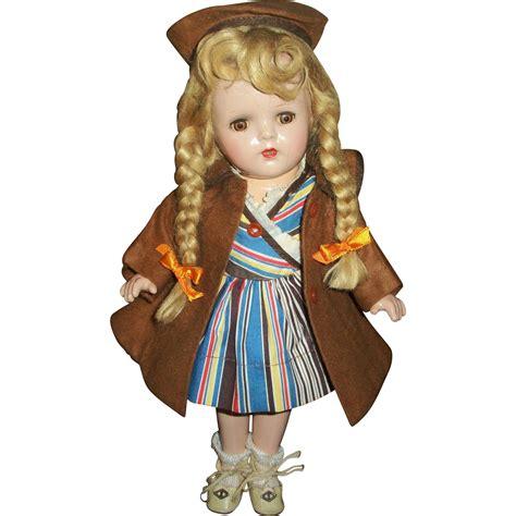 composition nancy doll vintage arranbee 13 quot composition nancy with original dress