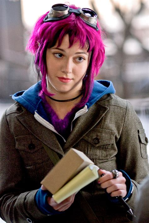 Ramona Flowers (Scott Pilgrim vs The World)   Not a Cosplayer