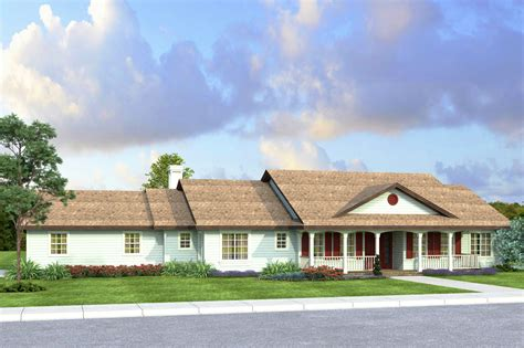 new country house plans new country clarkdale house plan has welcoming front porch associated designs