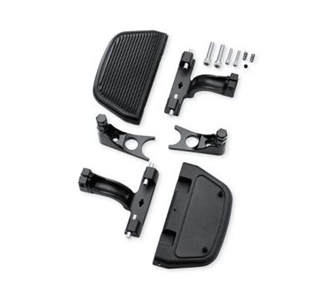 softail passenger footboard and mount kit footboards