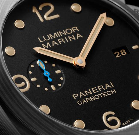 Panerai Pam661 Luminor Marina Carbotech Grade panerai luminor marina 1950 carbotech 3 days automatic