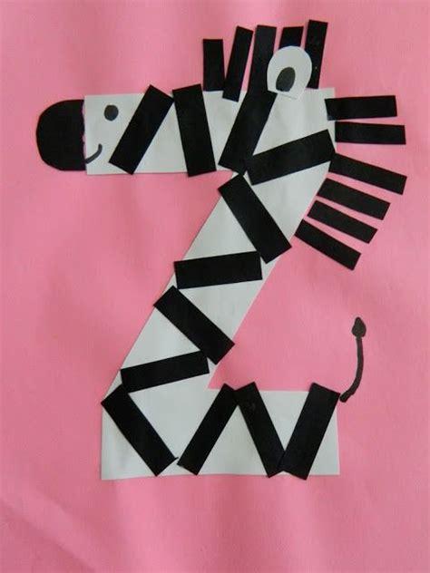 zebra pattern for preschoolers bricolage sur la jungle brico jungle pinterest