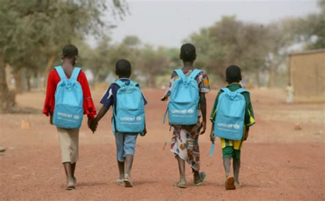The Child Needs A Helping Unicef Raises Funds Awareness On Child Mortality The