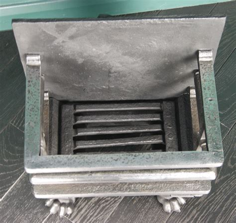 Coal Grates For Fireplaces by Cast And Wrought Iron Coal Grate Antiques Gibilaro Design