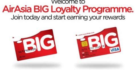 airasia loyalty 48 smart tune big card
