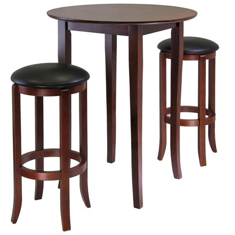 winsome 174 fiona 3 pc pub table set 196921