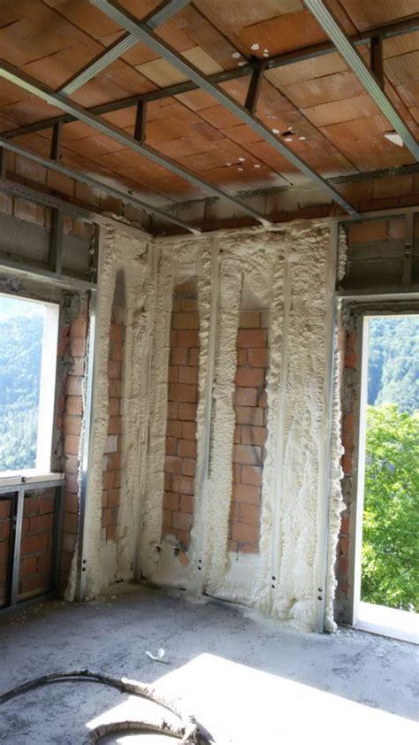 isolamenti termici interni cappotti esterni interni e poliuretano espanso