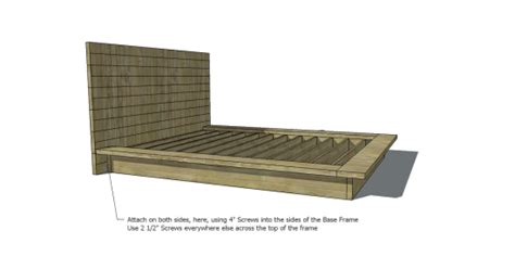 can you attach a headboard to a platform bed can you attach a headboard to a platform bed 16224