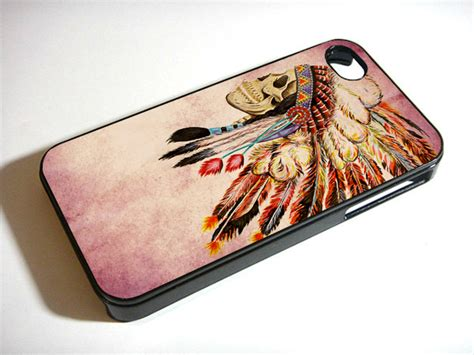 Animal Indian Samsung Iphone 4 4s 5 5s 6 6 Indian Skull Iphone 6 Plus 6 5s 5c 5 4s 4 Samsung