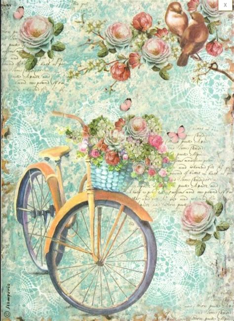 Decoupage Vintage - 25 best ideas about decoupage vintage on